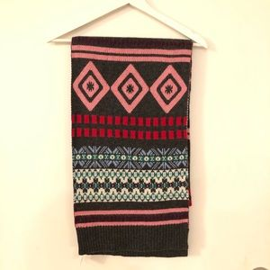 JCrew fairisle 🧣 scarf